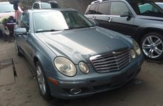 2008 Mercedes-Benz E350 Automatic Petrol well maintained for sale