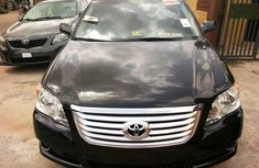 Toyota Avalon XLS 2008 model (Tokunbo) FOR SALE