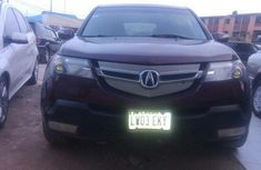 Acura MDX 2008 model (Nigeria Used) FOR SALE