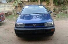 Clean Tokumbo 1995 VOLKSWAGEN Golf 3 Available for sale