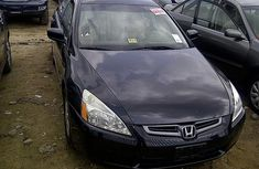 Clean Tokunbo 2000 Honda Accord Eod FOR SALE