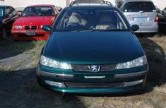 Peugeot 406 wagon 2000 green FOR SALE
