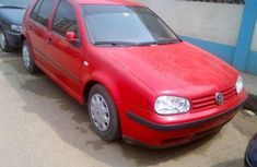 Volkswagen Golf 3 2003 red for sale
