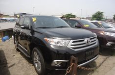 Well Kept Toyota Highlander 2012 for sale