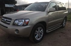Good used 2007 Toyota Highlander Hybrid for sale