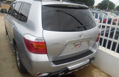 Foreign used Toyota Highlander 2009 for sale