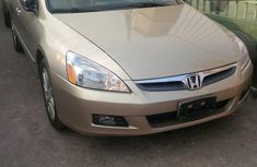SOLD! Tokunbo 2006 Honda Accord FOR SALE