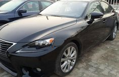 Almost brand new Lexus IS Petrol 2015 for sale