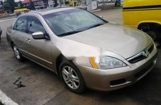 Honda Accord 2007 Automatic Petrol ₦1,650,000 for sale