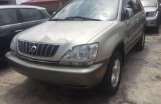 Lexus RX 2001 Automatic Petrol ₦2,200,000 for sale