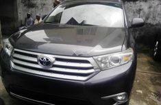 Toyota Highlander 2012 Automatic Petrol ₦7,800,000 for sale