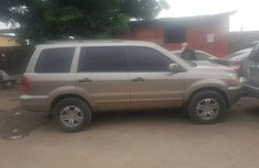 Honda Pilot 2005 Automatic Petrol ₦1,900,000 for sale