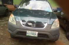 2003 Honda CR-V Automatic Petrol well maintained for sale