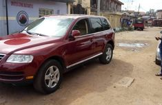 2005 Volkswagen Touareg Automatic Petrol well maintained for sale