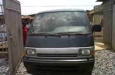 2004 Toyota Hiace For Sale(tokunbo)