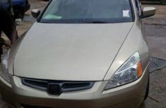Toyota Accord 2005 Beige for sale