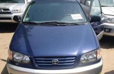 Direct tokunbo Toyota Picnic 2000 blue for sale