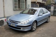 Peugeot 607 2006 Model For Sale!