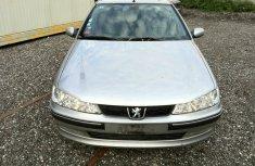 Peugeot 406 (TOKUNBO) 2001 Silver for sale