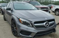 Tons MERCEDES- Benz GLA 2012 Grey for sale