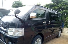 2010 Toyota HiAce Automatic Petrol well maintained for sale