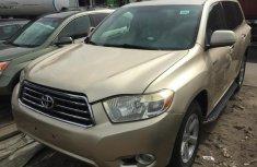 Toyota Highlander 2009 ₦5,900,000 for sale