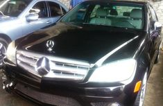 Mercedes-Benz C350 2008 Petrol Automatic Black for sale