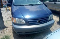 2001 Toyota Sienna Petrol Automatic for sale