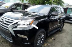 Lexus GX 2013 Petrol Automatic Black for sale