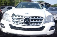 2010 Mercedes-Benz ML350 Automatic Petrol well maintained for sale
