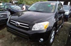 Toyota RAV4 2008 Petrol Automatic Black for sale