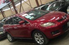 Mazda CX-7 2006 Red for sale