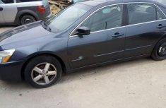 Honda Accord 2004 Petrol Automatic Grey/Silver for sale