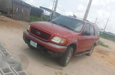 Ford Expedition 2002 Red for sale