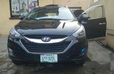 Clean Hyundai Ix35 2014 Blue for sale