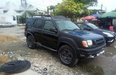 Nissan Xterra 2002 Black for sale