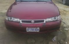 Mazda 626 1995 Red For Sale