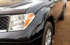 Tokunbo Nissan Pathfinder 2005 Black for sale