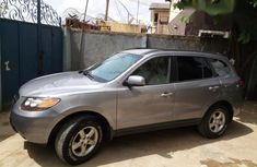 Hyundai Santa Fe 2008 Silver for sale