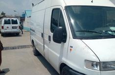 Tokunbo Fiat Ducato 2001 White for sale