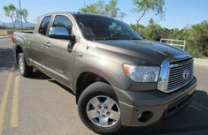 Toyota Tundra 2014 Grey for sale