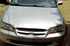 Tokunbo Honda Accord (babyboy) 1999 silver For Sale