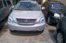 Tokumbo Lexus Rx350 2005 Silver for sale contact Mrs Ifeoma on 08066829605