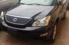 Tokumbo Lexus Rx350 2004 Black for sale contact Mrs Ifeoma on 08066829605