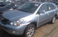Tokumbo Lexus Rx350 2005 Blue for sale contact Mrs Ifeoma on 08066829605