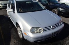 Tokumbo Volkswagen Golf4 2000 Silver for sale contact Mrs Ifeoma on 08066829605