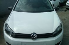 2012 Volkswagen Gulf White for sale