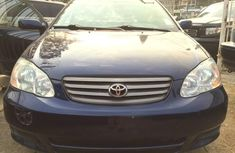 Direct tokunbo Toyota Corolla 2005 for sale