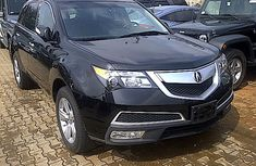 SOLD! Tokunbo 2010 Acura MDX SH for sale
