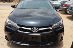 2012 Toyota Camry black for sale